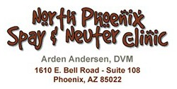 North Phoenix Spay and Neuter Clinic